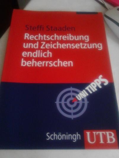 Buch Rechtschreibung